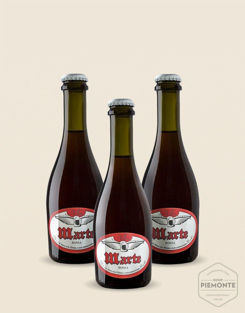 3 x Marte Belgian Red Ale  33 cl