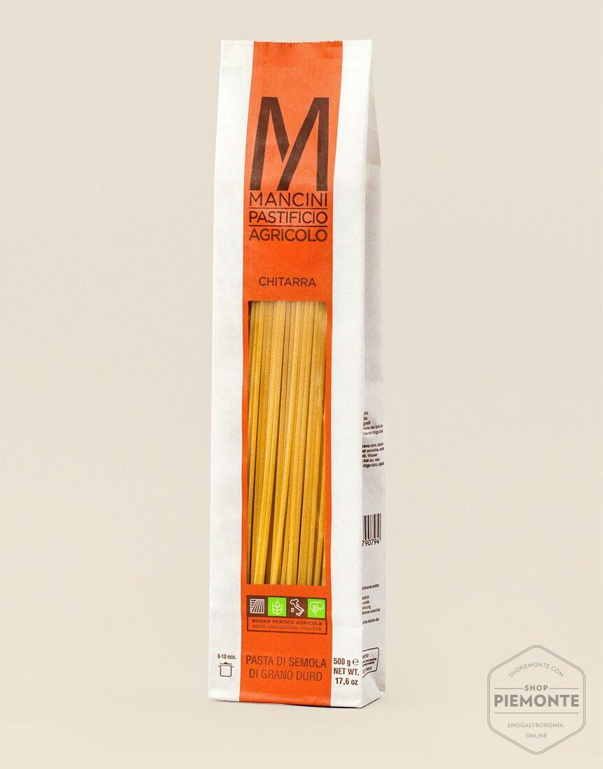 Chitarra Mancini (Mancini Square Spaghetti) 500g