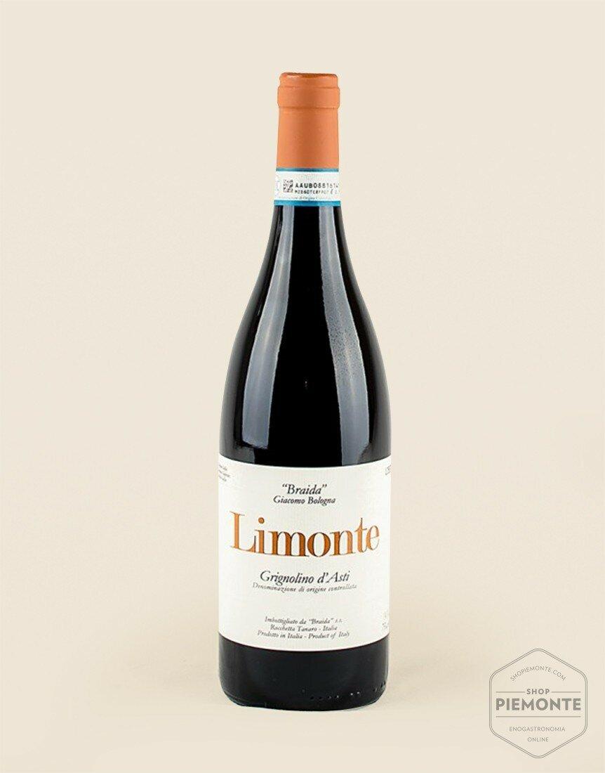 Grignolino d'Asti Limonte 2019