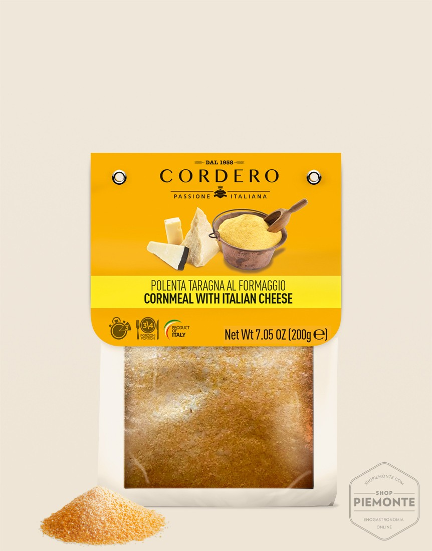 Instant polenta with cheeses 200g
