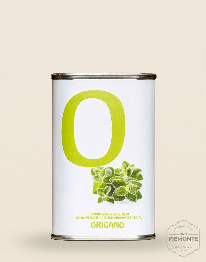 Olio aromatizzato all'Origano 100ml