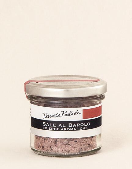 Barolo and Aromatic- Herb Salt