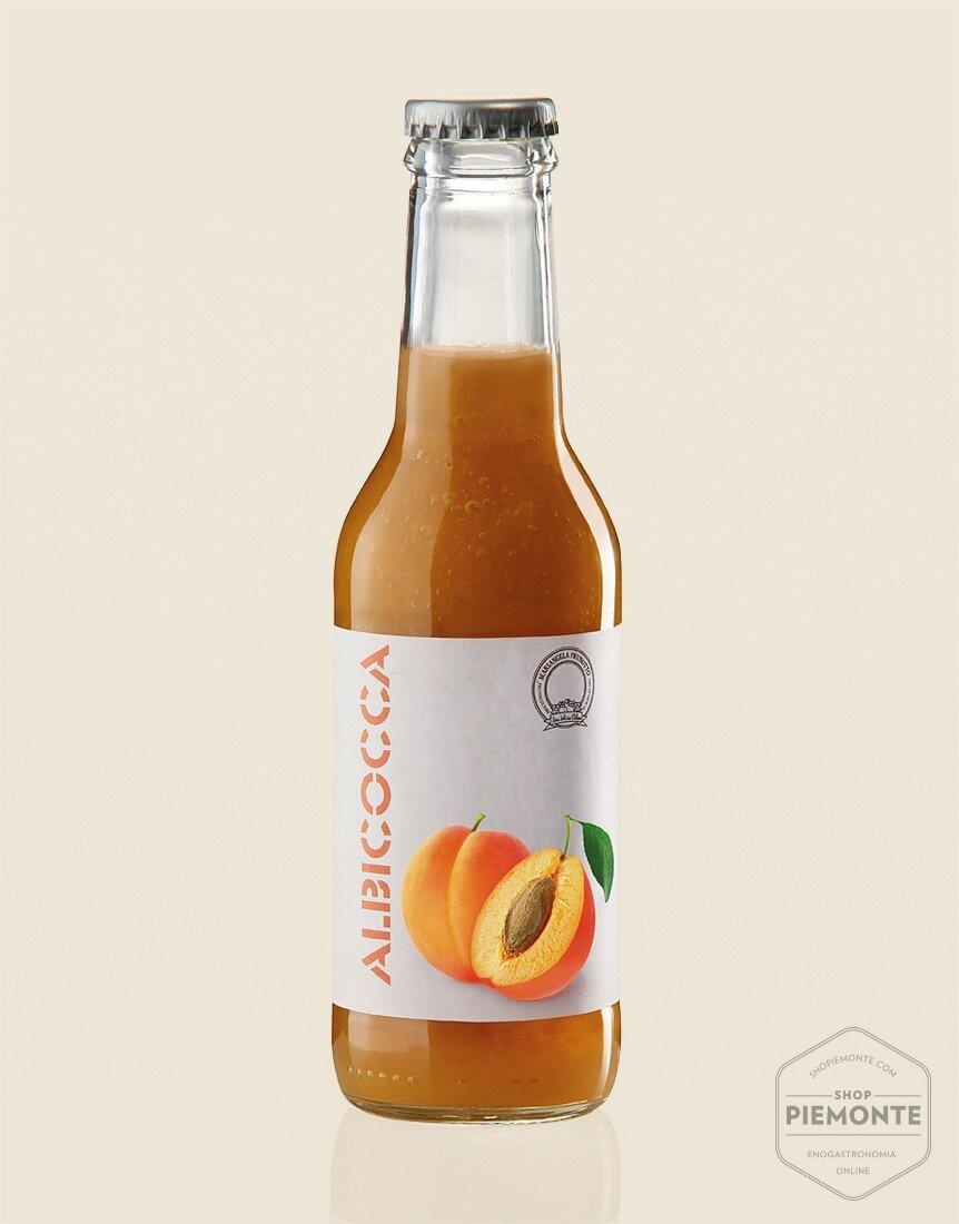 Succo all'Albicocca senza zucchero 200ml