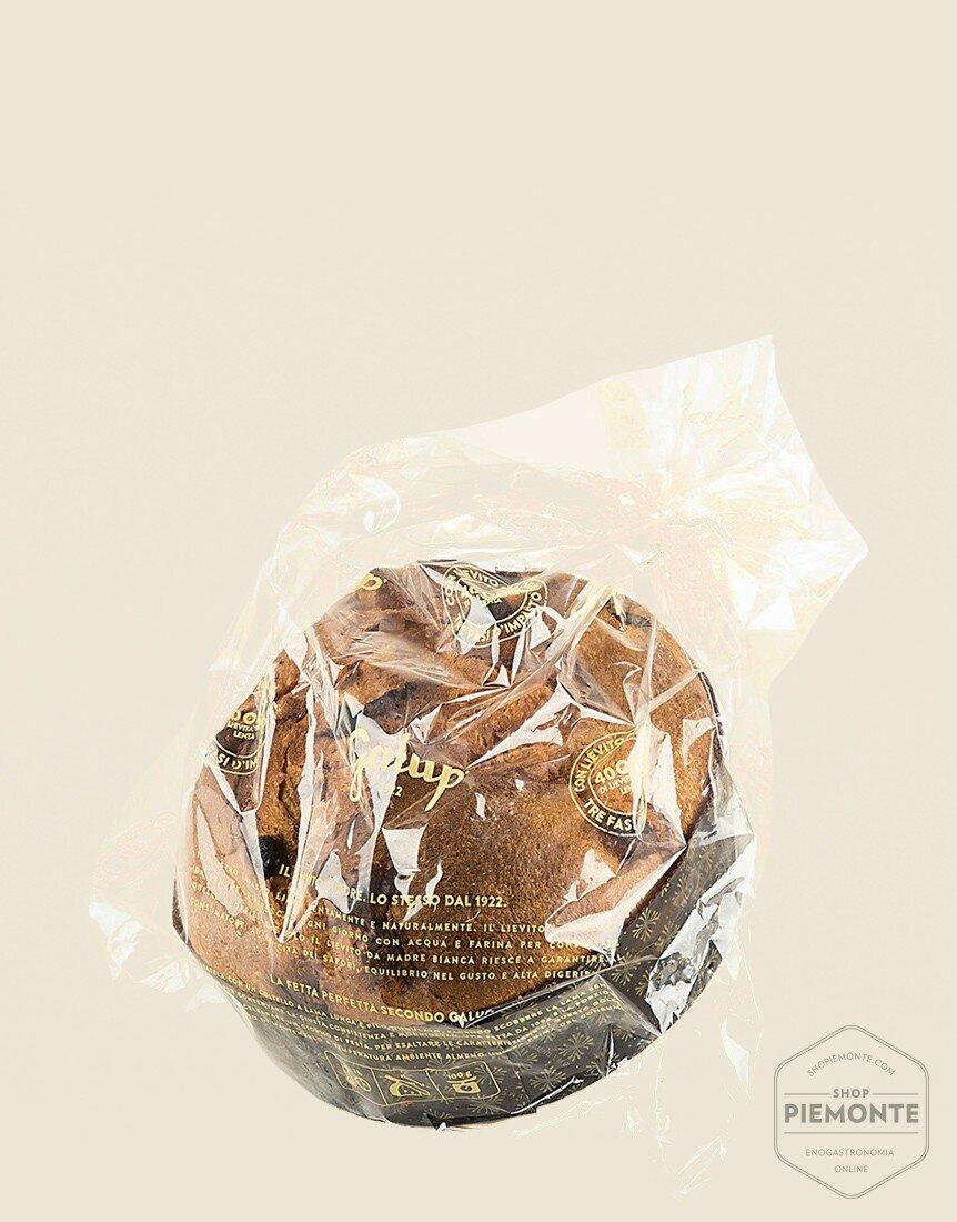 Panettone Tradizionale 500 gr sacchetto trasparente