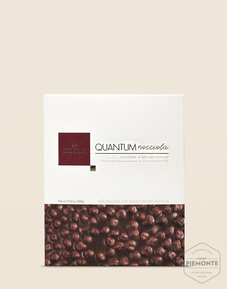 Quantum Domori Latte e Nocciole 500gr