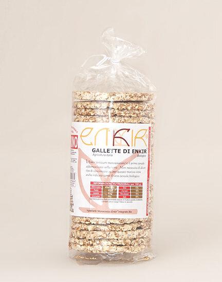 Puffed Enkir Cracker