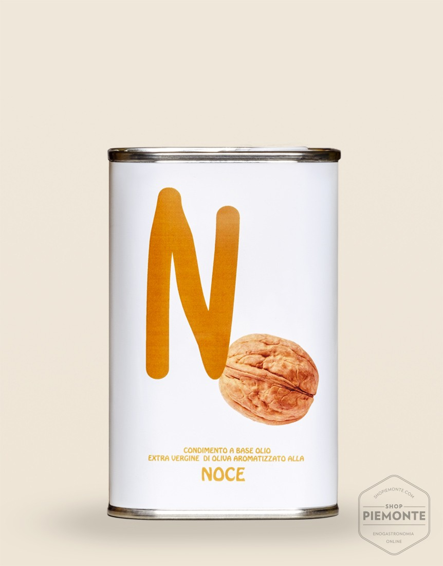 Olio aromatizzato alle Noci 100ml