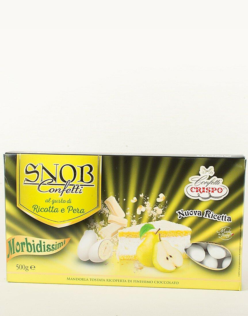Confetti Snob Ricotta & Pera