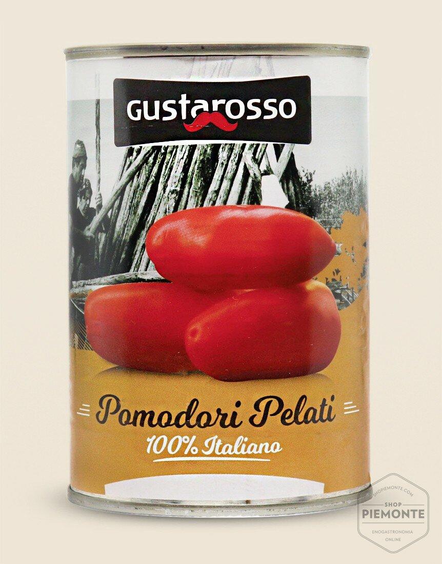 Pomodori Pelati 100% Italiani