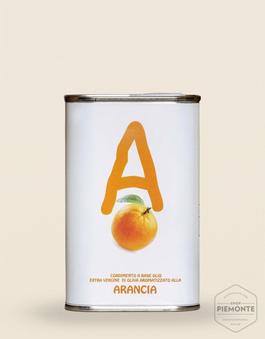 Olio aromatizzato all'Arancia 100 ml