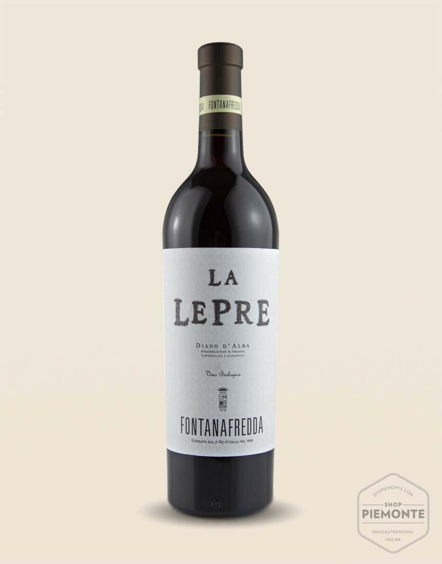 Dolcetto di Diano d'Alba La Lepre 2019 BIO