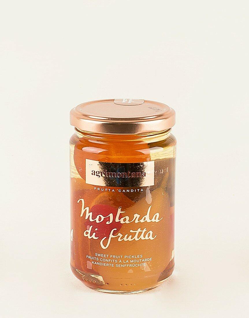 Fruit Mostarda (Relish)