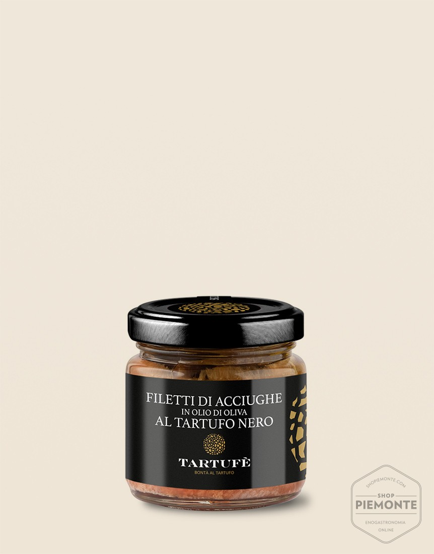 Anchovies with Truffles 100g
