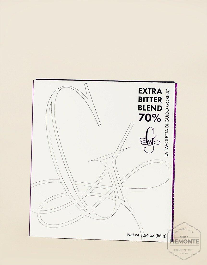 Tavoletta Extra-Bitter Blend 70 %