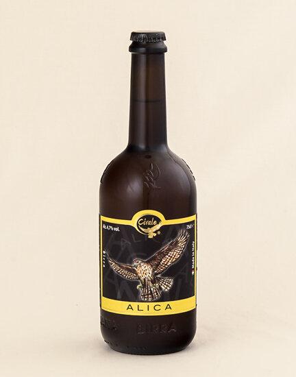 Alica - birra bionda 75cl