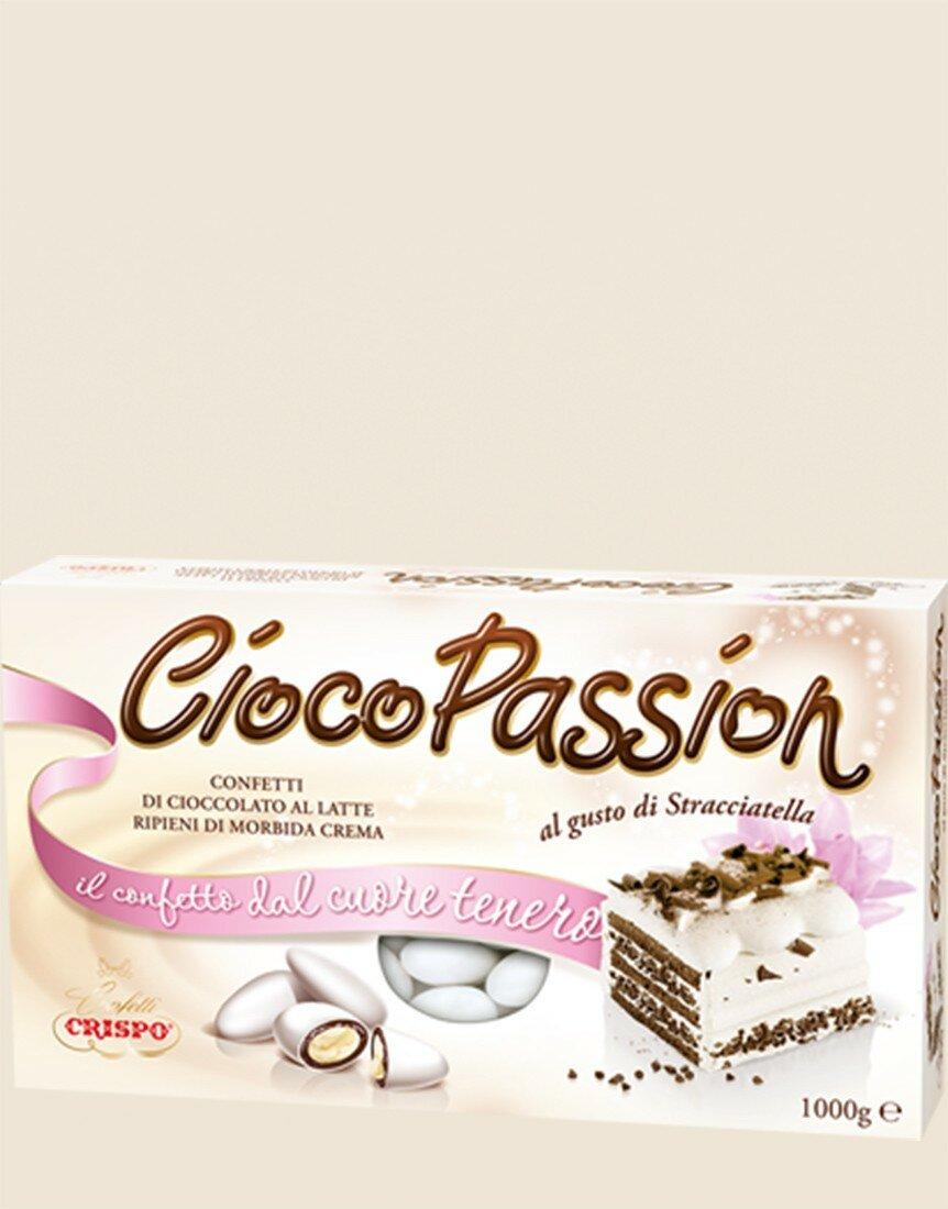 CiocoPassion Stracciatella Dragées