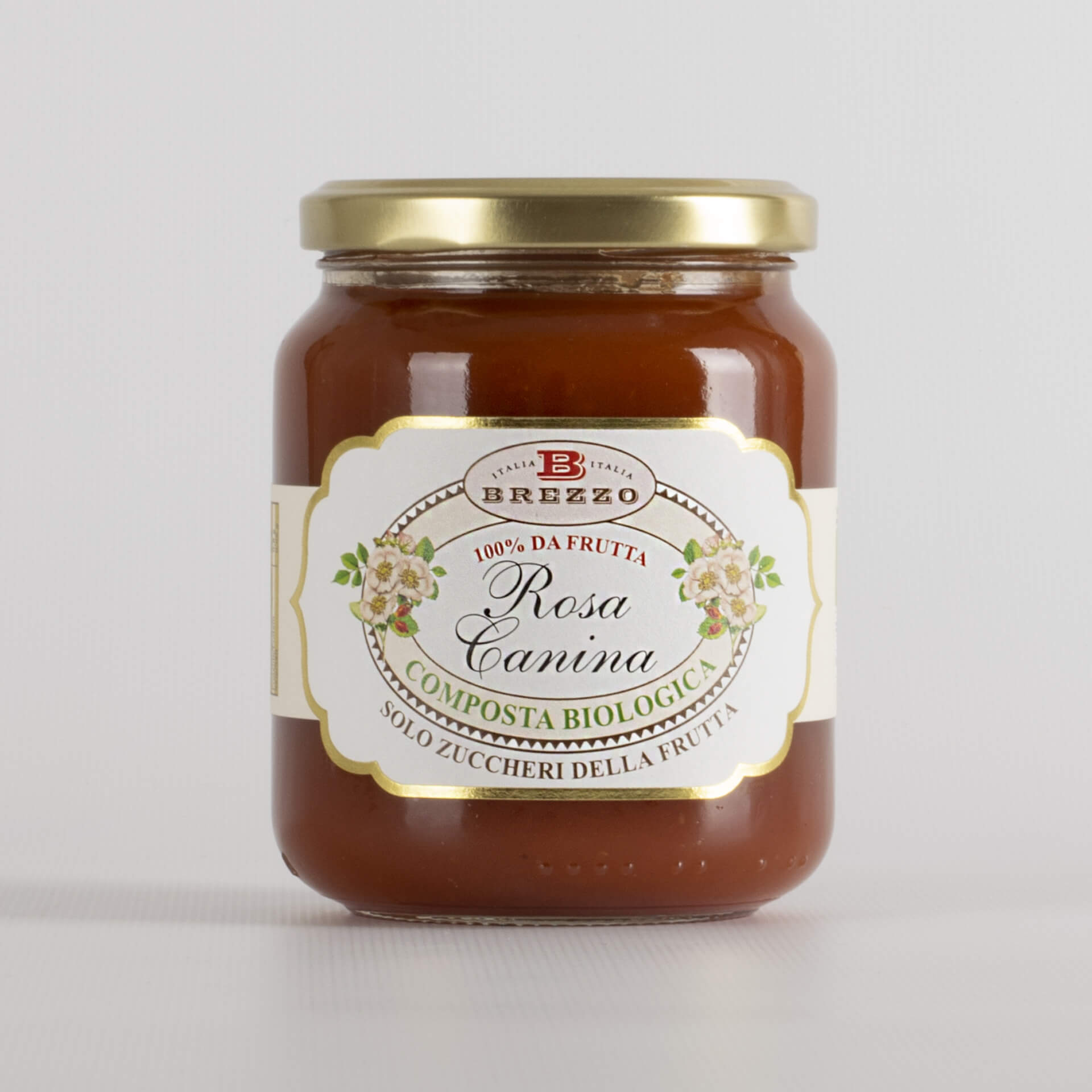 Organic Rosehip jam without sugar