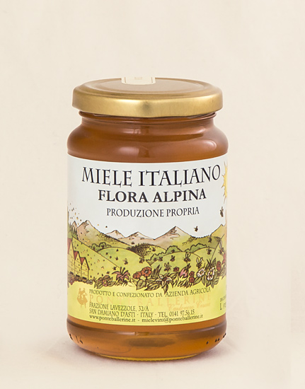 Alpine Flora Honey 1kg