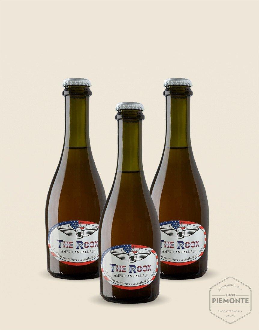 3 x The Rock American Pale Ale 33 cl