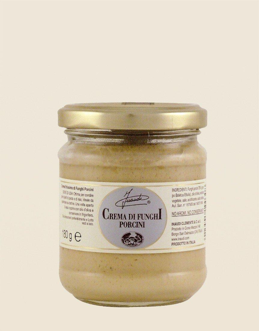 Porcini Mushroom Cream Sauce