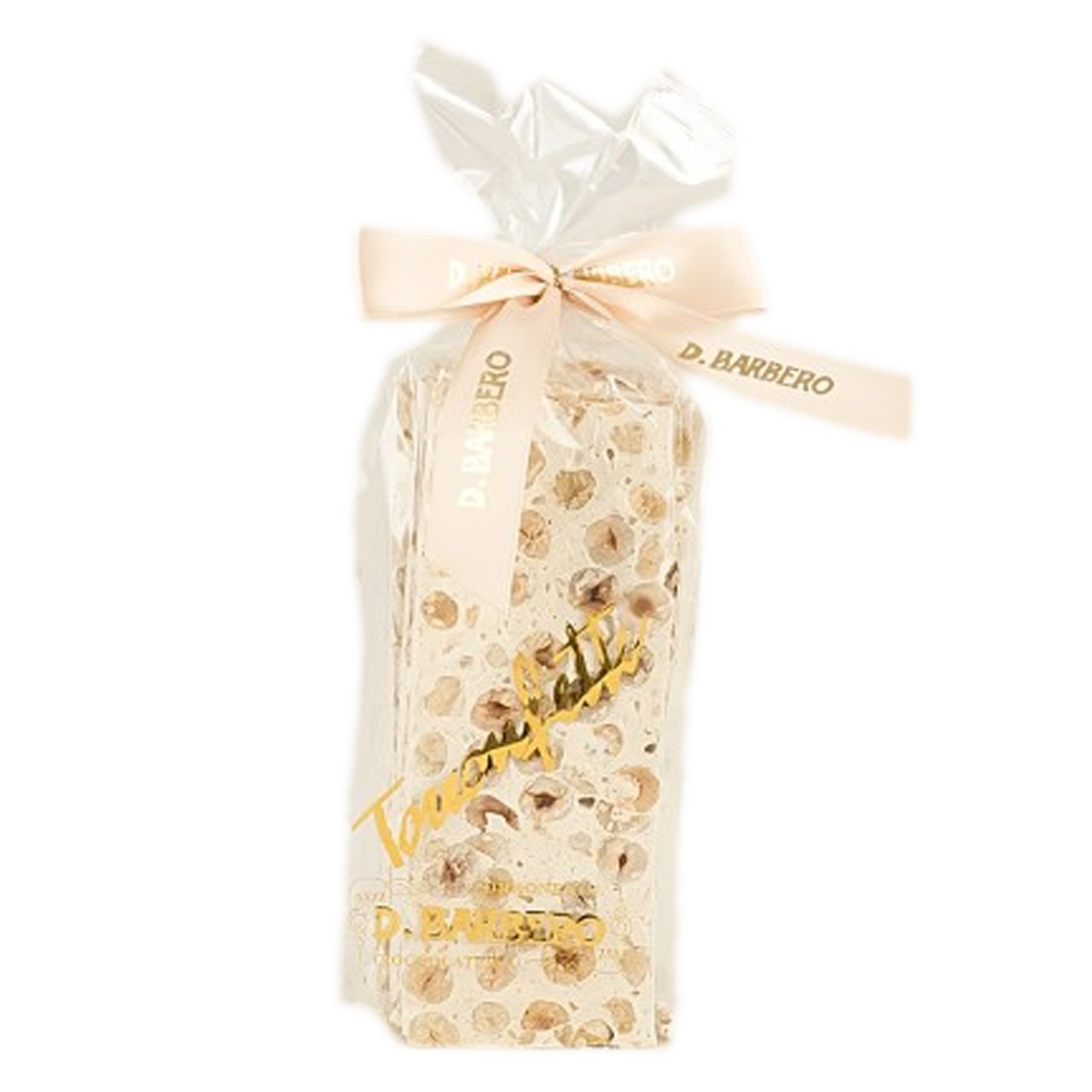 Torronfette with Piedmont hazelnuts IGP in bag
