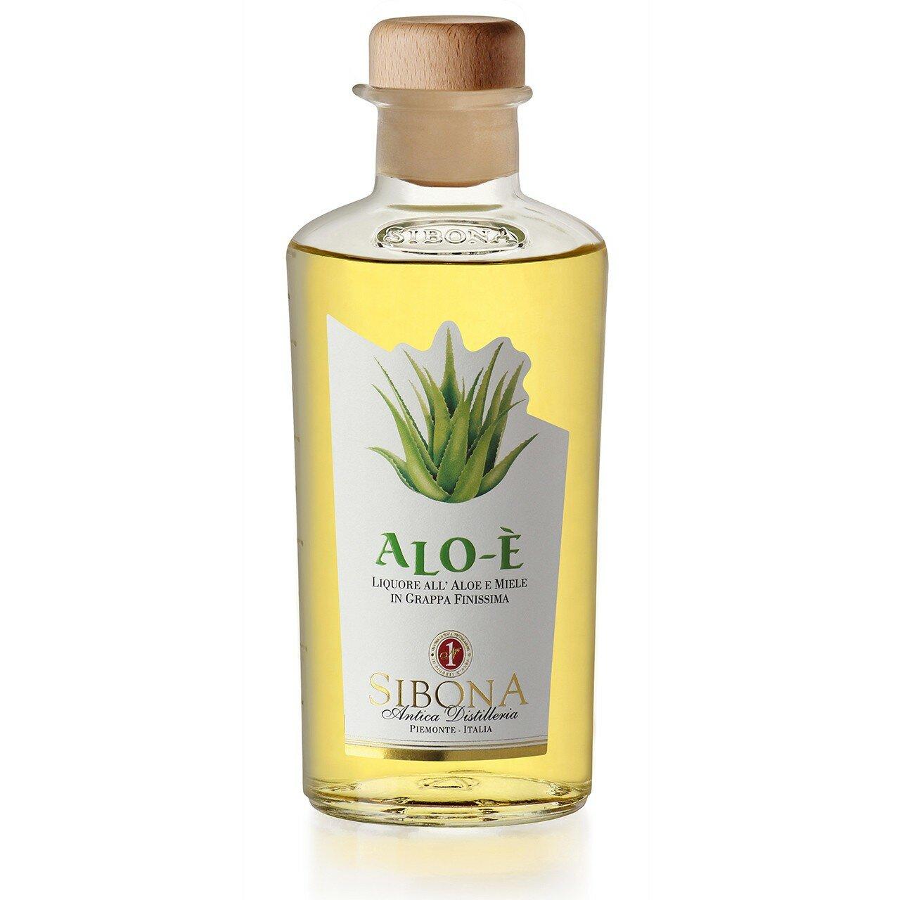 ALO'è (Aloe & Miele in Grappa Finissima)