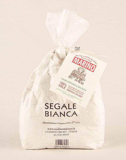 Organic White Rye Flour - 1kg