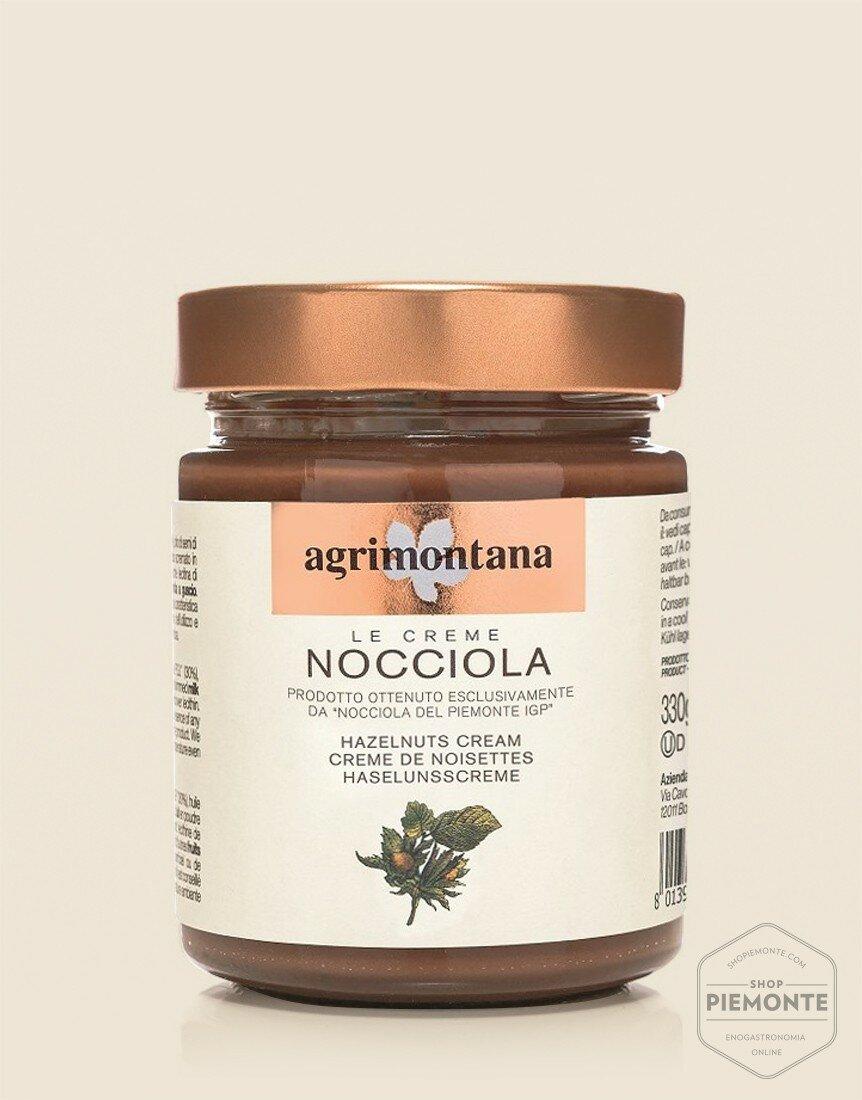 Agrimontana Hazelnut Cream