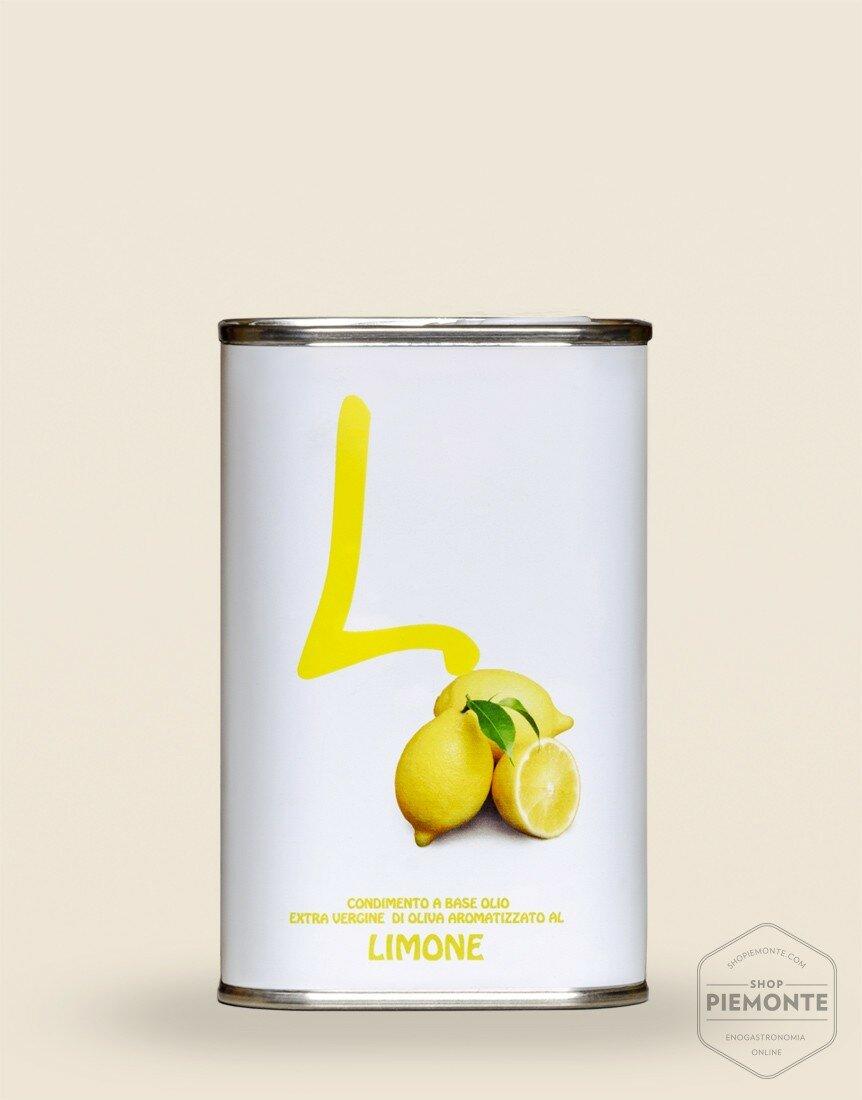 Olio aromatizzato al Limone 100ml