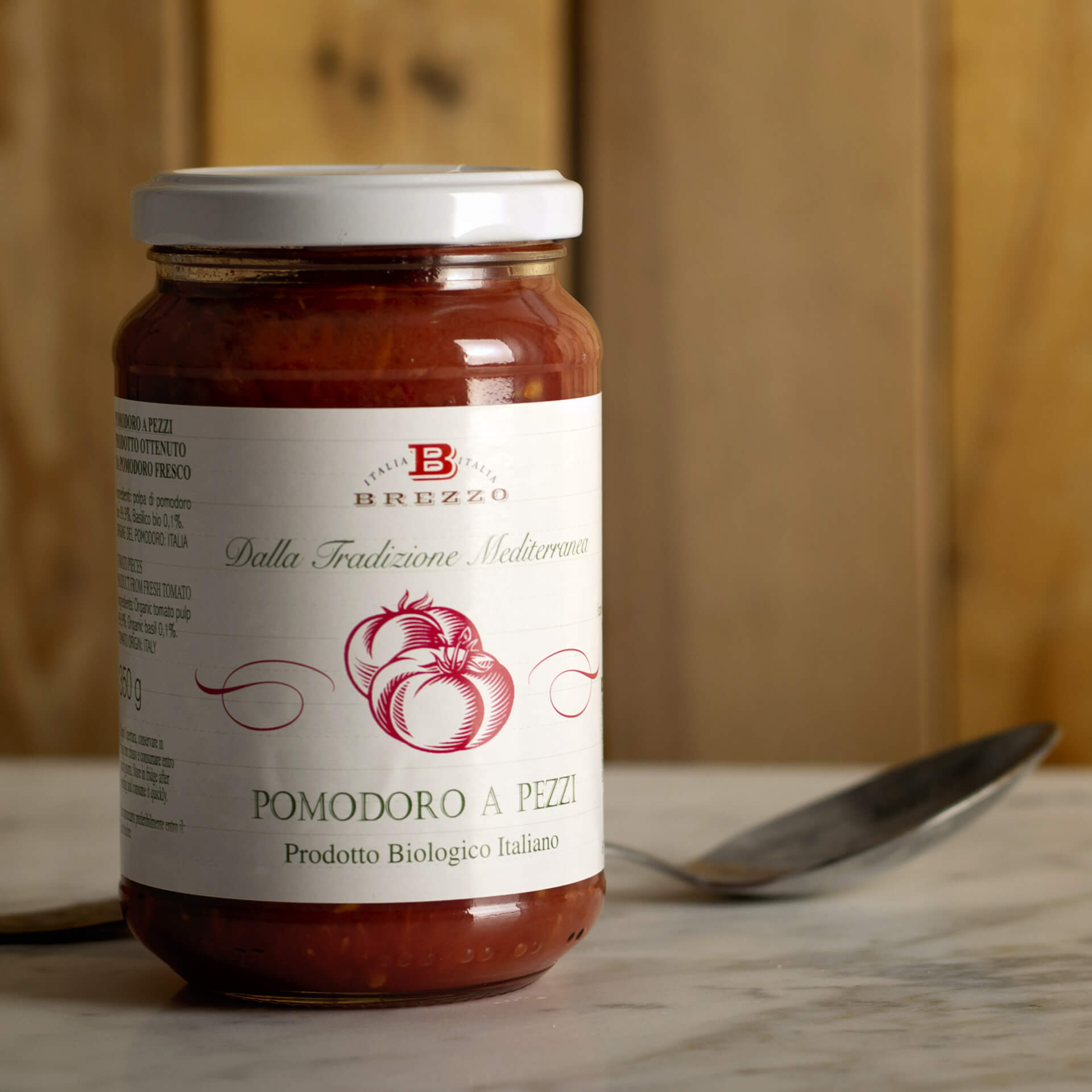 Biological Tomato Sauce