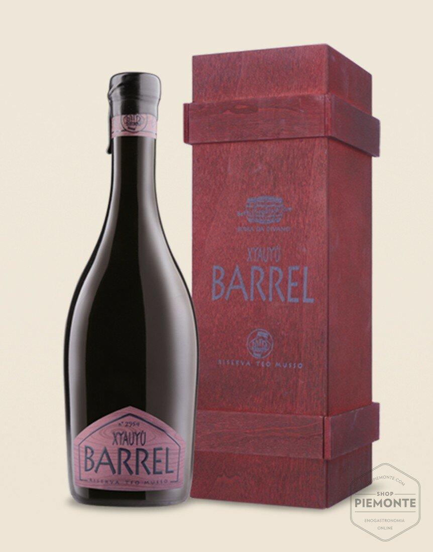 Xyauyu Barrel 0,50 cl con cassetta in legno