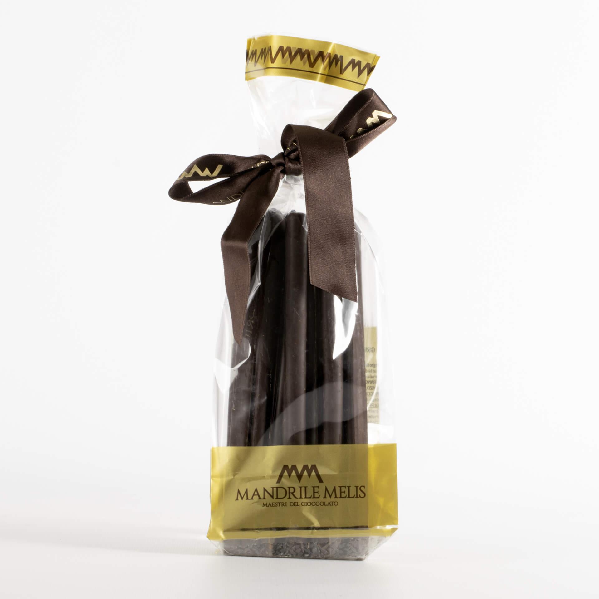 Sacchetto Cioccogrissino Extra Fondente 75%