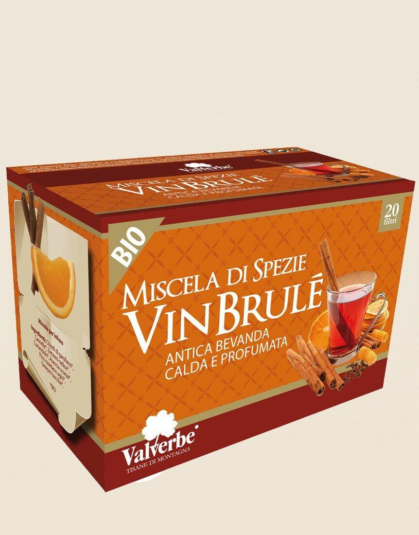 Herbal tea Vin Brulé Bio