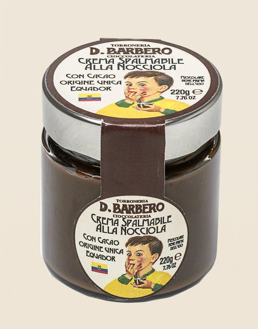 Hazelnut Cream And Cocoa From Ecuador