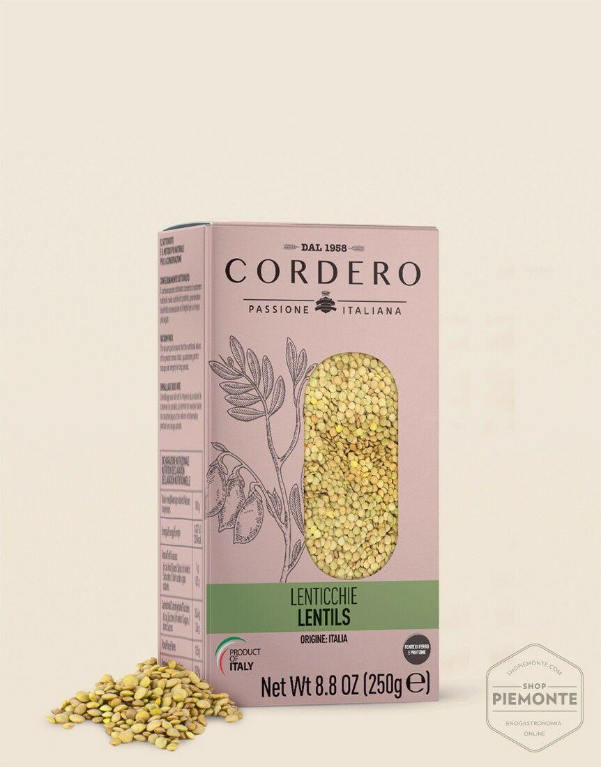 Lenticchie Cordero 250g