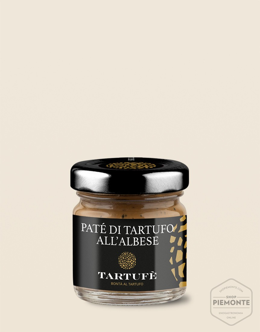 Patè di Tartufo Albese 30g
