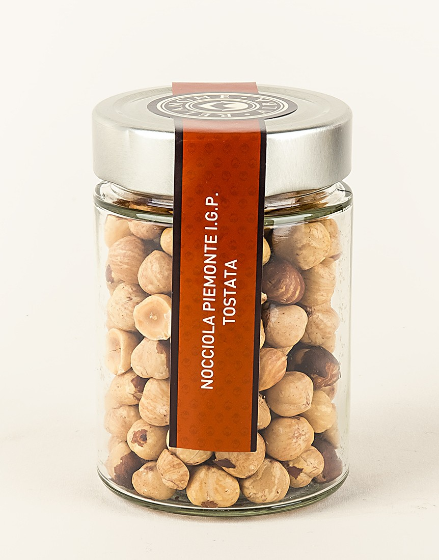 "Toasted PGI ""Piedmont Hazelnuts"" 150g"