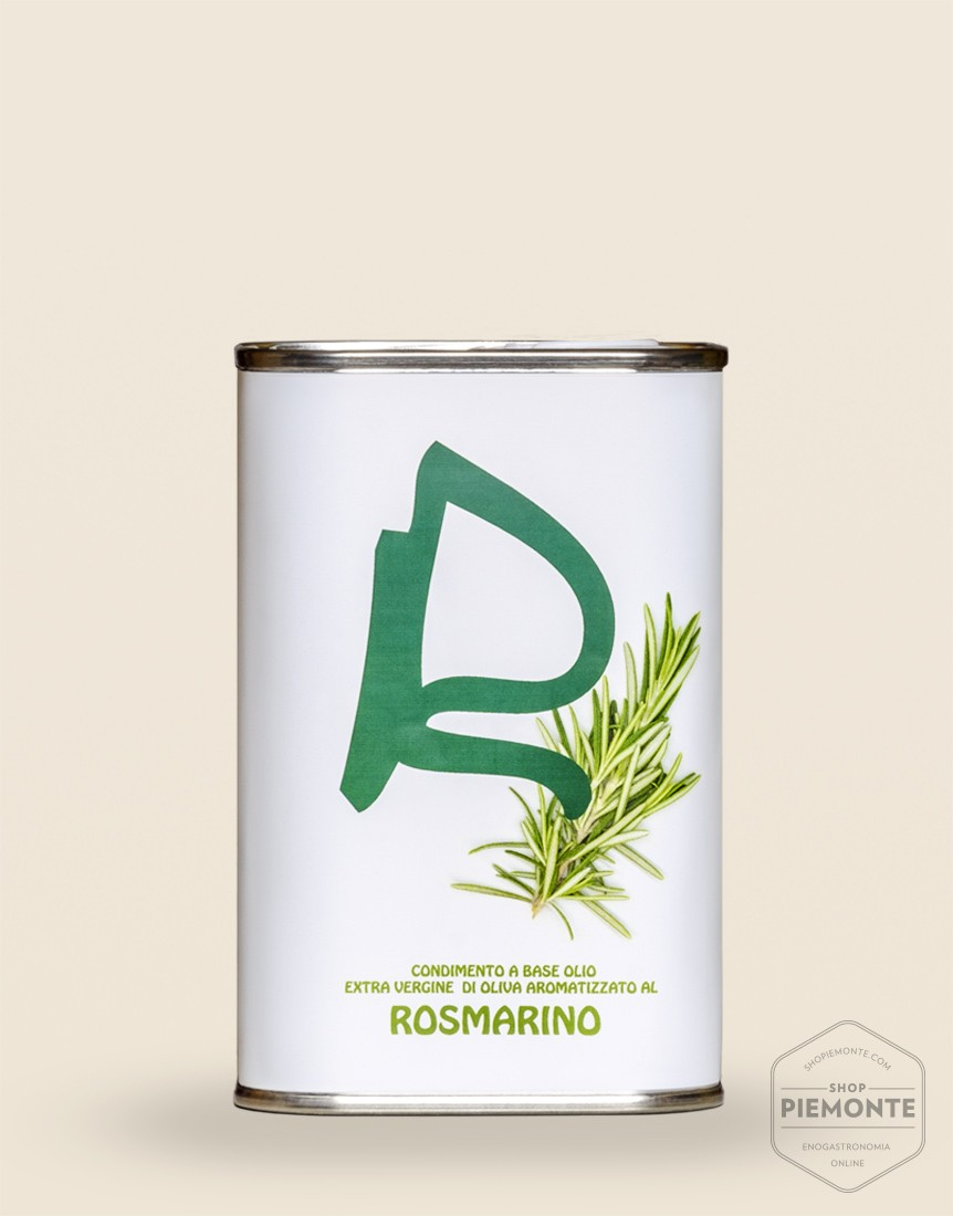 Olio aromatizzato al Rosmarino 100ml