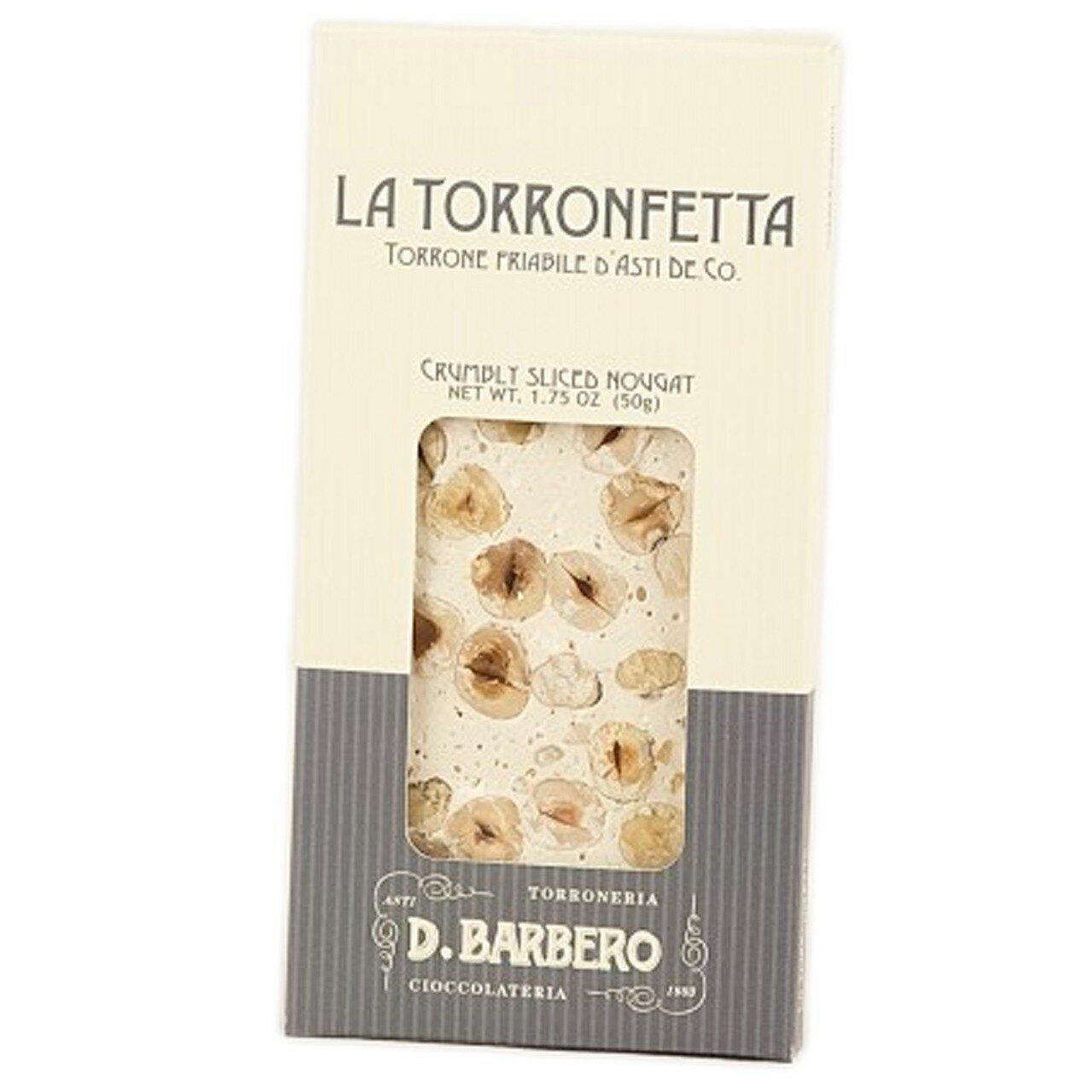 La Torronfetta singola in astuccio gr. 50