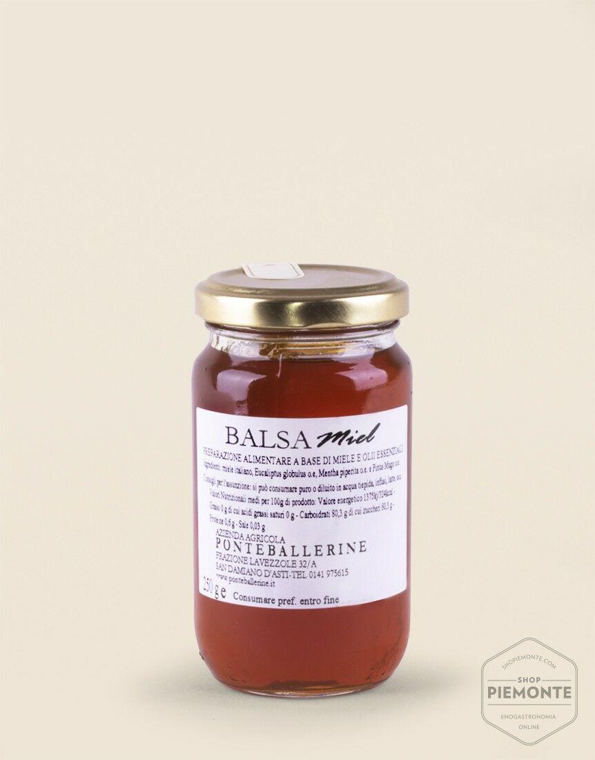 Balsamic Honey 250g