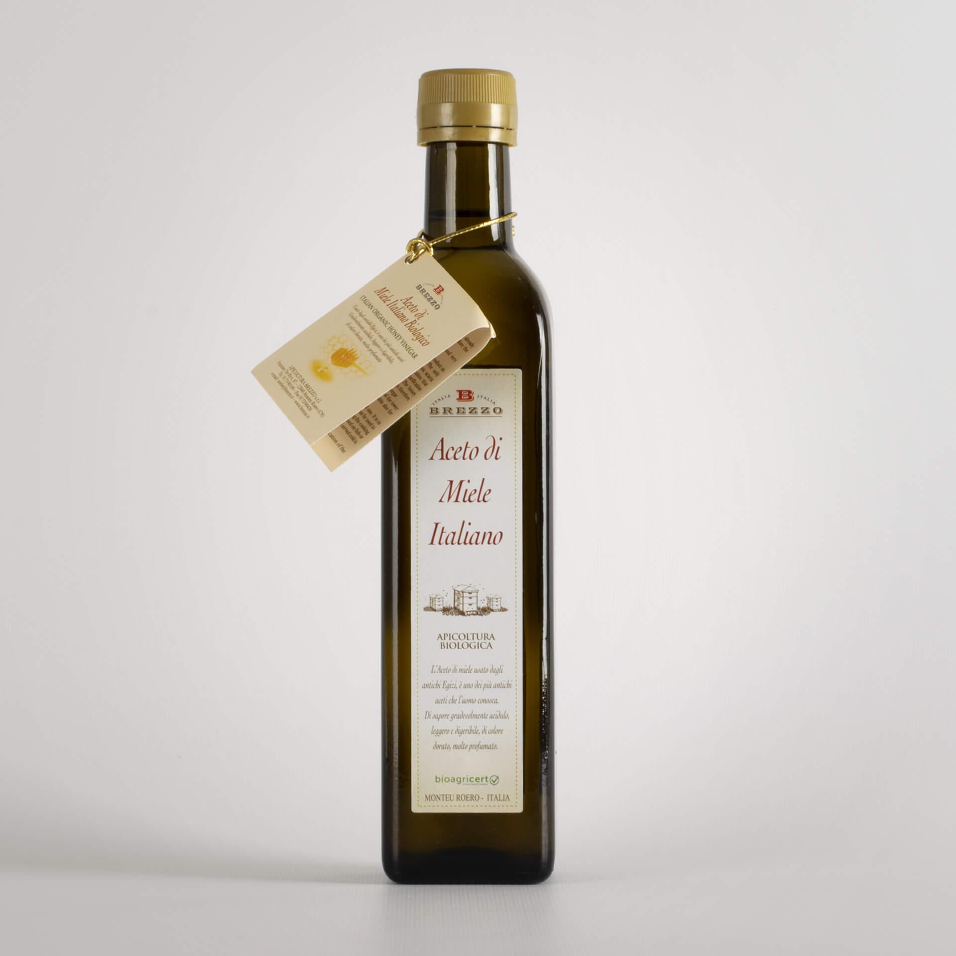Biological Honey Vinegar 50cl