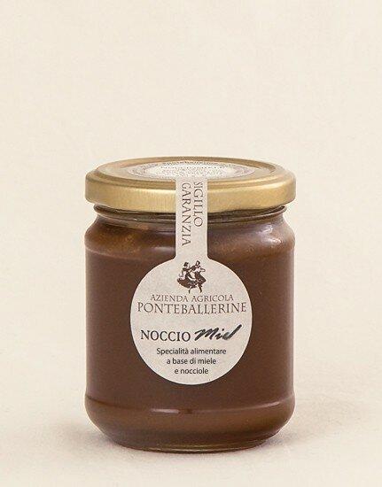 Nocciomiele (Hazelnuts Honey) 240g