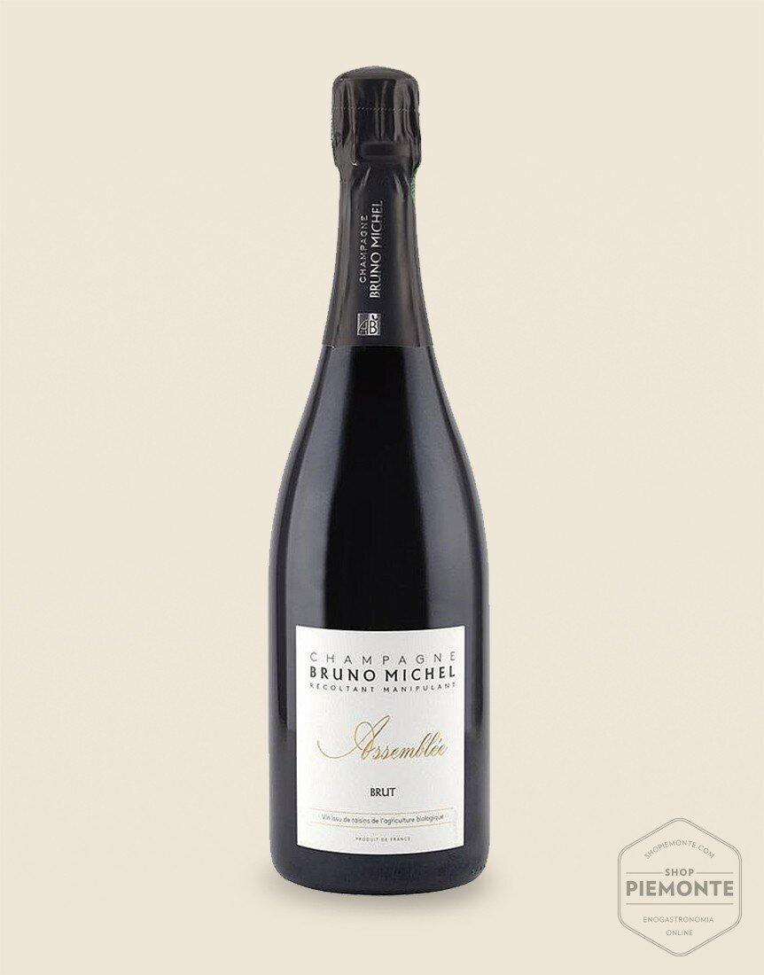 Champagne BIO Bruno Michel  Assemblèe Brut Bio