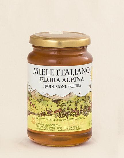 Alpine Flora Honey 500g