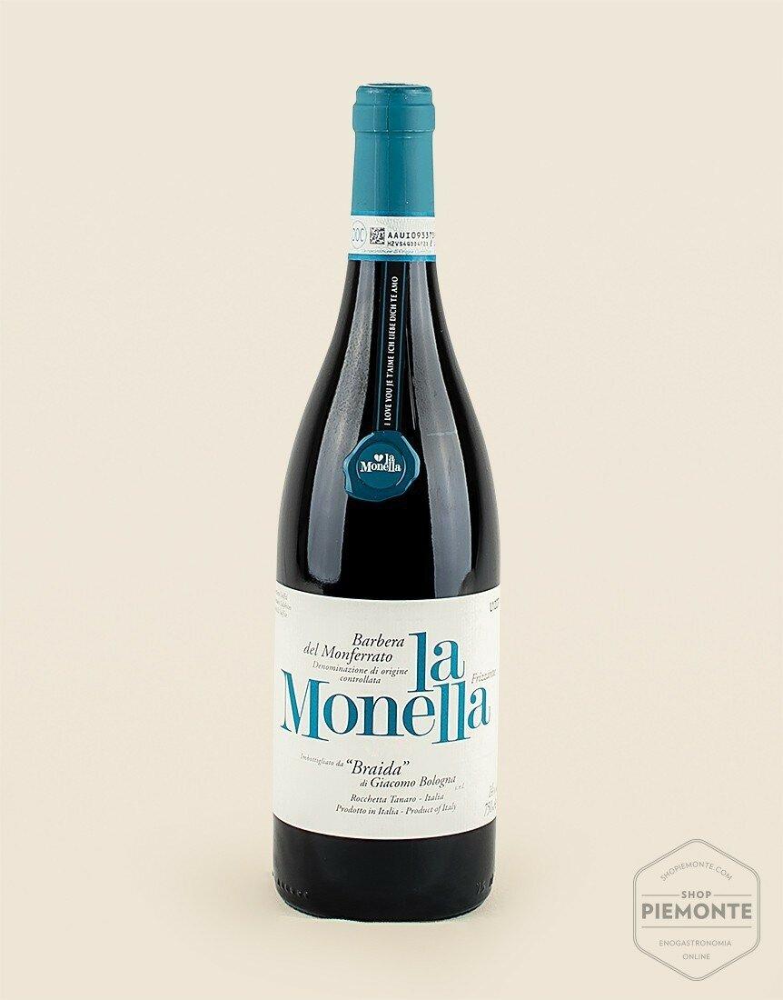 Barbera del Monferrato La Monella 2020