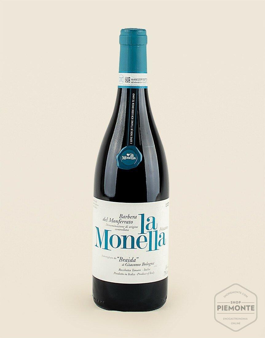 Barbera del Monferrato La Monella 2019