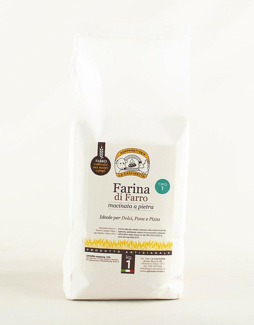 Emmer Flour - 1 kg