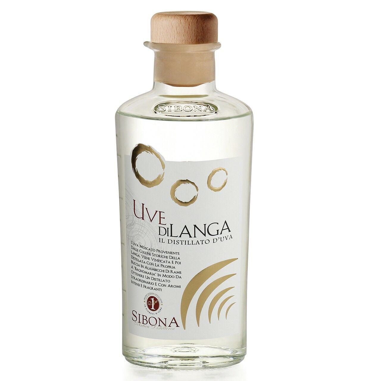 Distillato di Uve Moscato - Uve Di Langa
