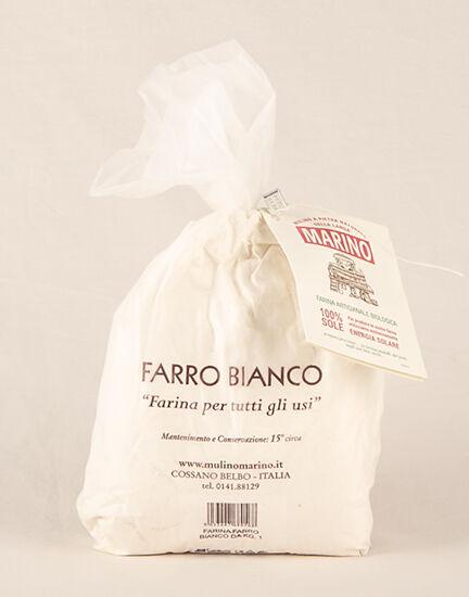 Farina di Farro bianco Bio - 1kg