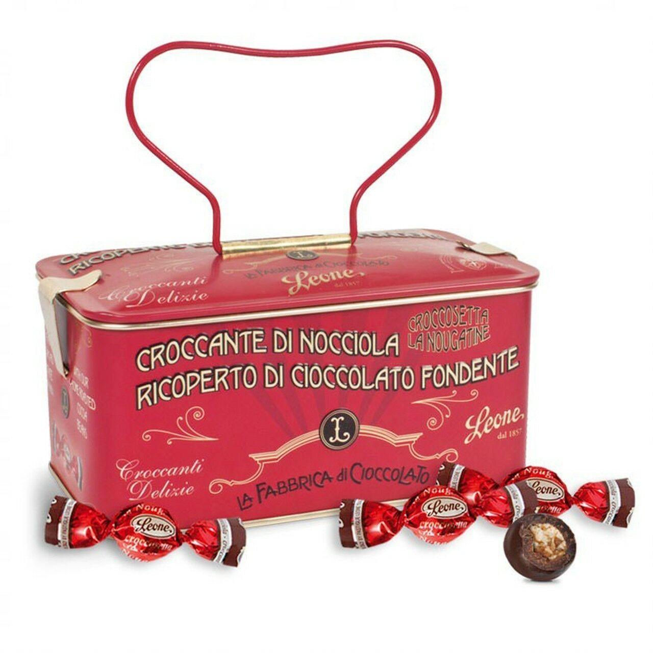 Scrigno Croccante alla nocciola ricoperto di cioccolato - 150g